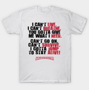 AirAboveWater T-Shirts