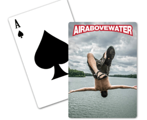 AirAboveWater Playing Cards
